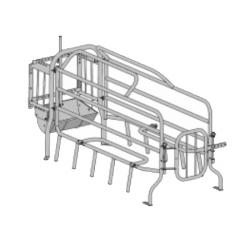 Станок опороса Тип Э.229.00.000-01