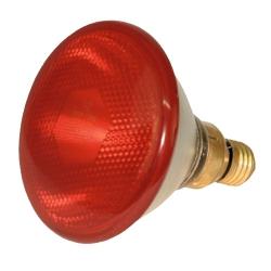 Лампа инфракрасная для обогрева животных и птицы Kerbl Eurofarm 175 Вт