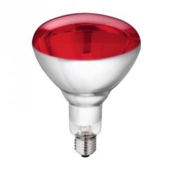 Лампа инфракрасная для обогрева животных и птицы Philips 250 Вт