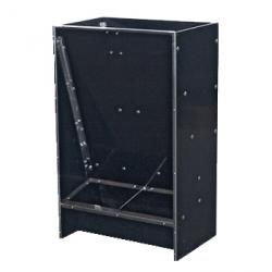 Кормовые автоматы для свиней на откорме бункерного типа