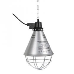 Плафон с переключателем для инфракрасных ламп обогрева