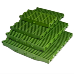 Пластиковые решетки для поросят 600х400 мм