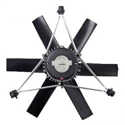 Шахтный вентилятор, 630 мм